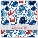Salty Sea Life